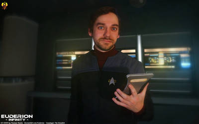 Ensign Fox - Star Trek Euderion Cosplay by Euderion