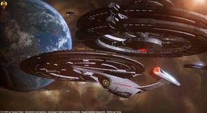 Picards last journey on the Enterprise
