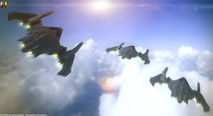 Prothean Fighter Squadron