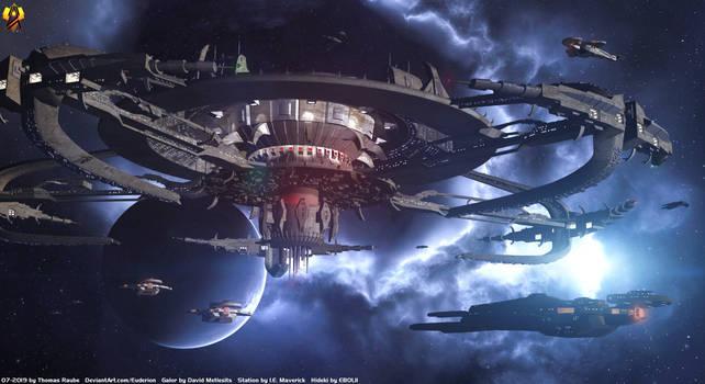 Cardassian Heavy Station