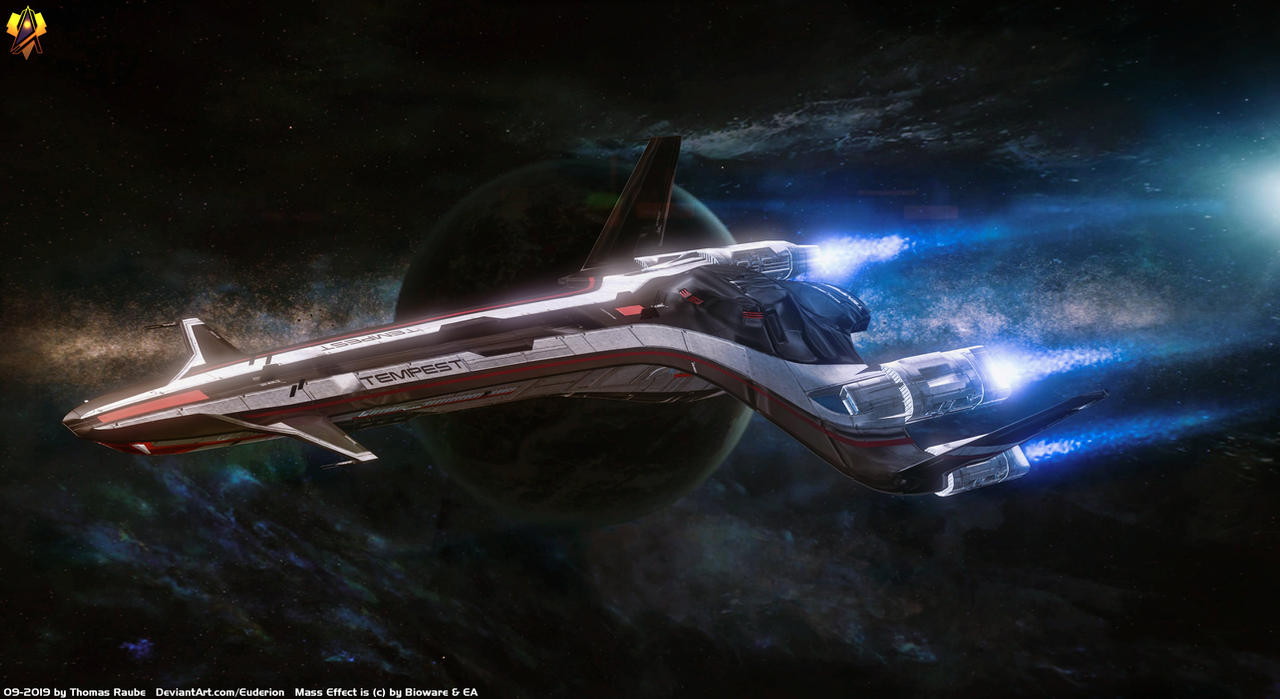Mass Effect Andromeda Tempest By Euderion On Deviantart