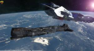 The new Toys - Stargate Fanart