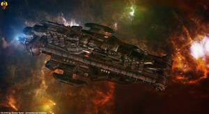 Novarian Command Cruiser