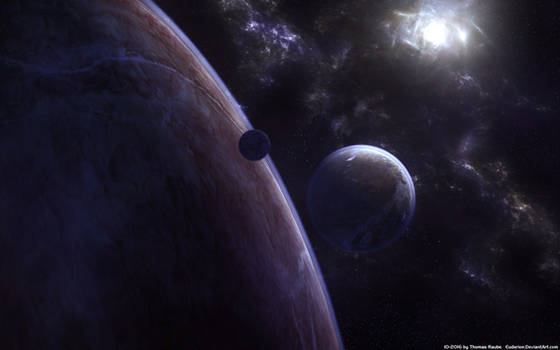 Trinity Planets