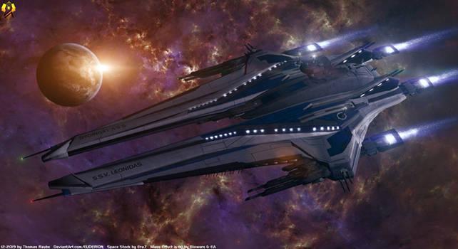 Leonidas class Destroyer