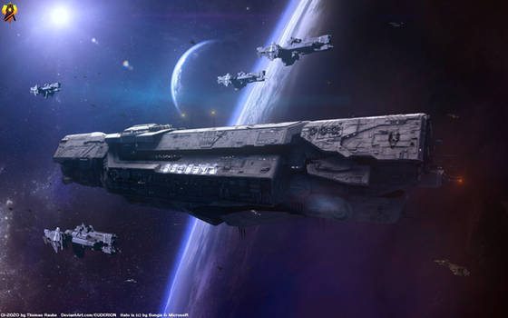Infinity Supercarrier - We are the giants now