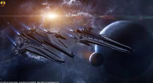 Swords of the Alliance - Leonidas Destroyers