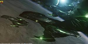In the name of the Praetor - Romulan Aelahl