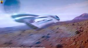 Shuttle Ride - Orville Style