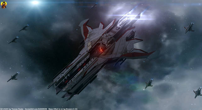 Turian Super Dreadnought Revamp