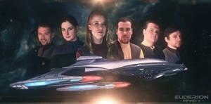 Star Trek Euderion Crew 2020