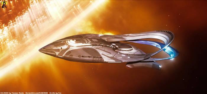 Orville Exploratory Vessel