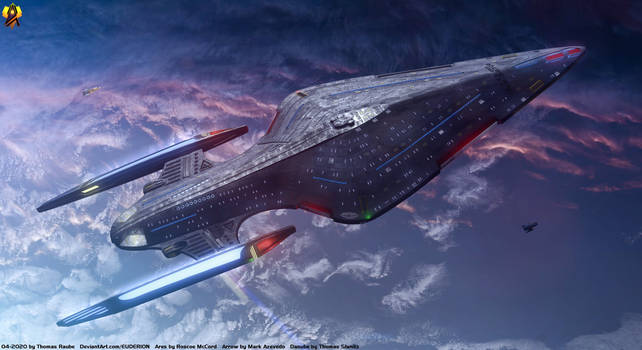 Promethean Offspring - Ares class