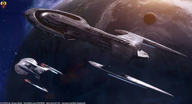 Star Trek Phoenix 10th Anniversary