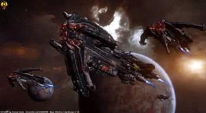 Krogan Fleet