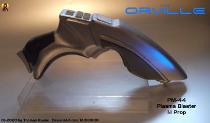 The Orville PM-44 Blaster Prop (1) by Euderion