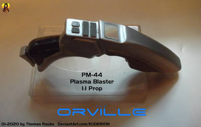 The Orville PM-44 Blaster Prop (3) by Euderion