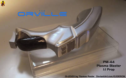 The Orville PM-44 Blaster Prop (4) by Euderion