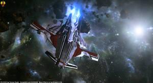 T.H.S. Tallus - Turian Destroyer