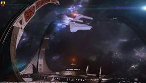 USS Quito - Lower Decks