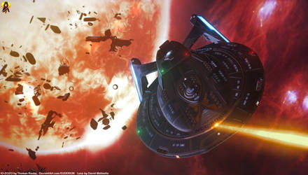 Titan to the rescue - Lower Decks by Euderion