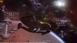 Leaving Utopia Planitia