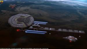USS Cerritos Ptolemy Version