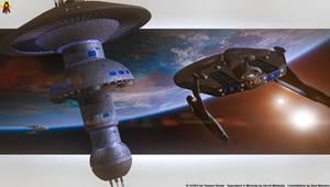 Antares returns home