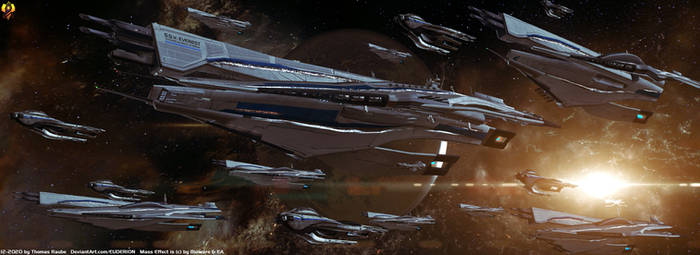 2nd Fleet by Euderion