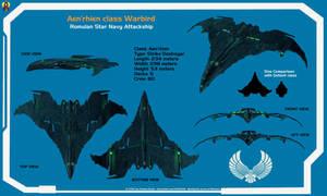 Romulan Aen'rhien class Overview