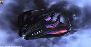 Mass Effect - Hanar Starship