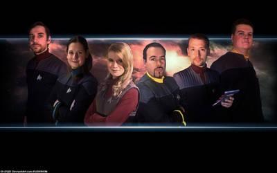 Star Trek Euderion Crew 2021