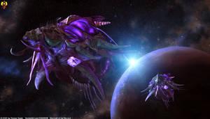 Starcraft - Leviathans