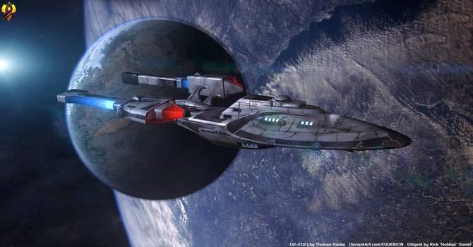 USS Diligent Prototype