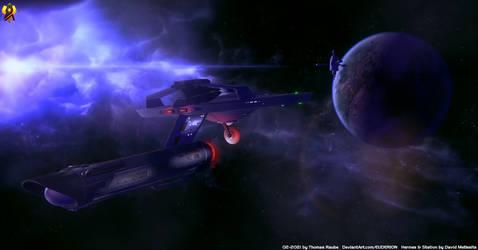 Hermes Scout - USS Apollo