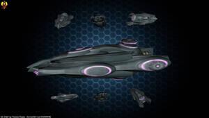 Angaran Cruiser Concept (?)