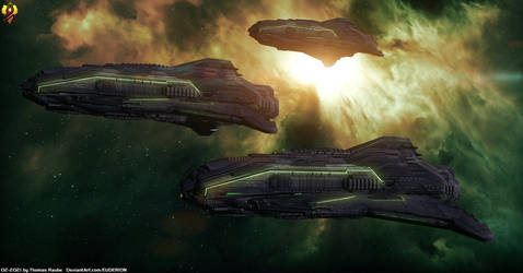 Prothean Cruiser Revamp by Euderion