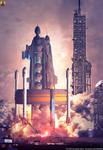 UES Proxima - Lift Off by Euderion