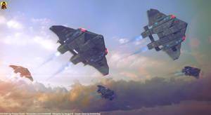 Peregrine Attack Fighter