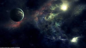 In the vastness of Space
