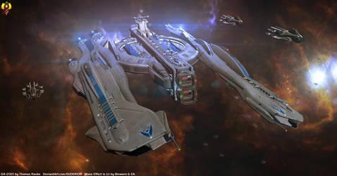 Mass Effect Einstein Carrier