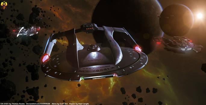 Akira class USS Euderion