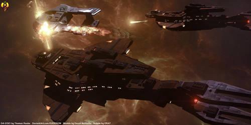 The last flight of the Cassianus