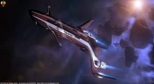 Pathfinder Starship - Tempest