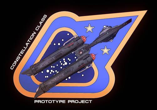 Constellation class Prototype Project Logo