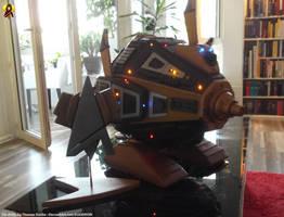 Lifesize Star Trek Exocomp Prop