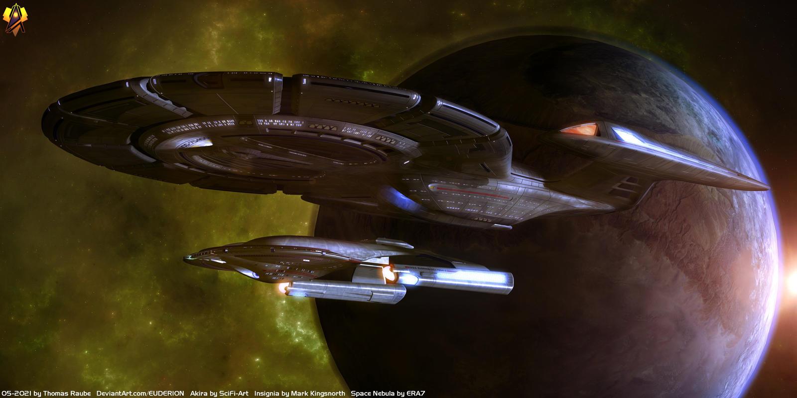 Insignia class - The new Cruiser