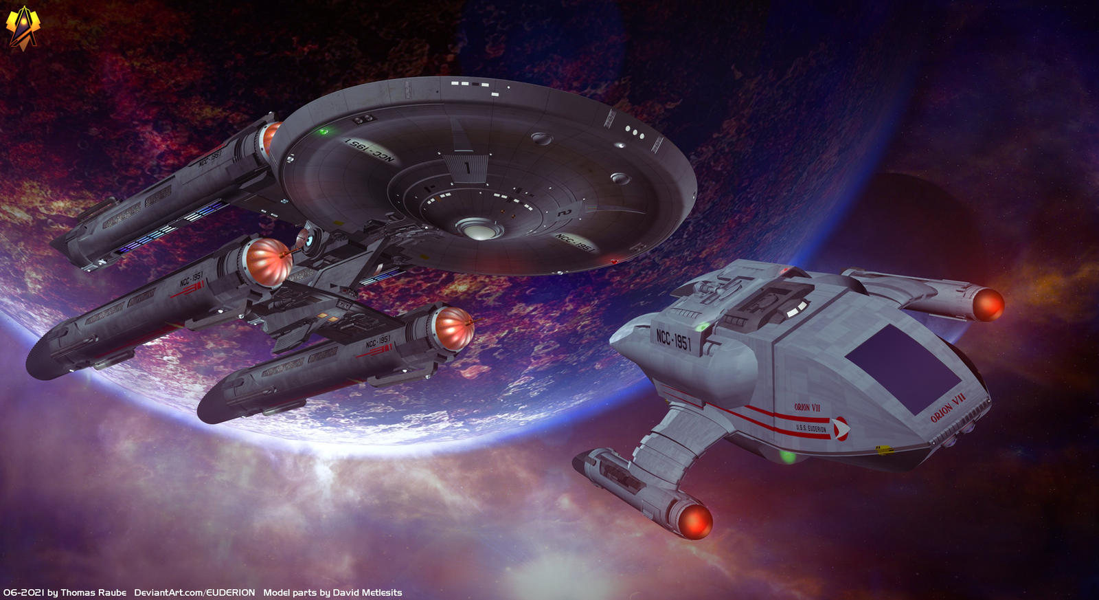Shuttlecraft Orion