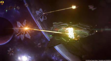 The Zha'til Attack - Metacon War