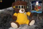 Star Trek Lower Decks Teddy Bear by Euderion
